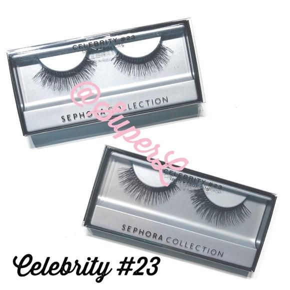 ee8082320fd Sephora Makeup | 220 False Eyelashes Eye Lashes Celebrity | Poshmark